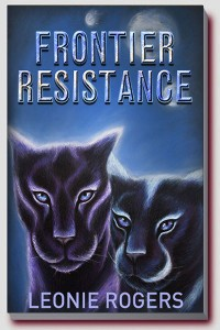 Cover of book - two starcats