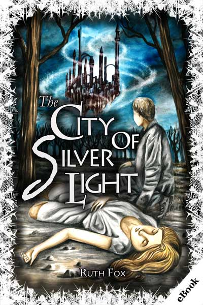 Cover - boy and girl with city in background