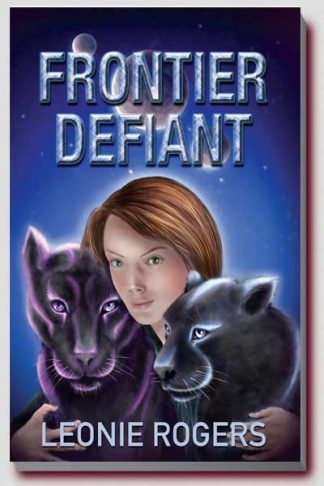 Cover of Paperback - Shanna and her two starcats