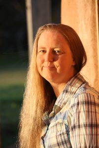Author Melanie Rees